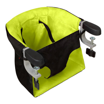 Mountain Buggy Pod Portable High Chair in Lime