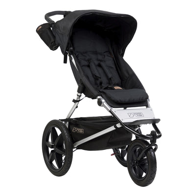 Mountain Buggy Terrain Active Jogging Stroller in Onyx