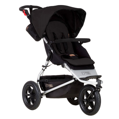 Mountain Buggy Urban Jungle Stroller in Black
