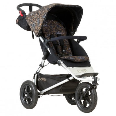 Mountain Buggy Urban Jungle Stroller in Year of Rooster