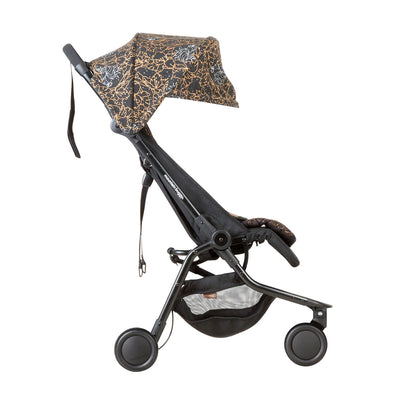 Mountain Buggy Nano Year of Rooster Travel Stroller side view