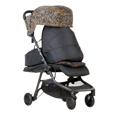 Mountain Buggy Nano Year of Rooster Travel Stroller