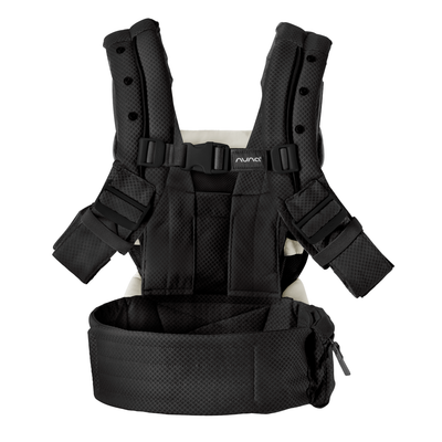 Nuna CUDL Baby Carrier 2020 in Night back view