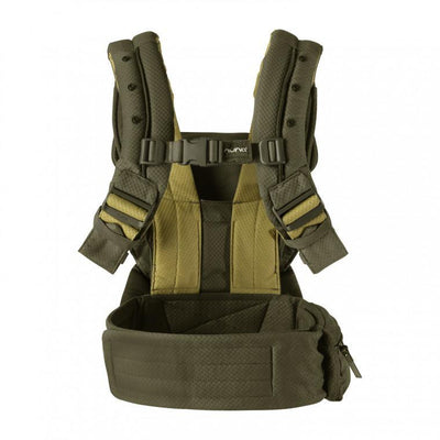 Nuna CUDL Baby Carrier 2020 in Olive back view