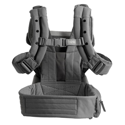 Nuna CUDL Baby Carrier in Frost back view