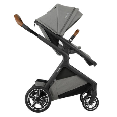 Nuna DEMI™ Grow Stroller in Oxford side view