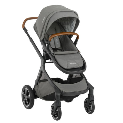 Nuna DEMI™ Grow Stroller + Adapters + Rain Cover in Oxford