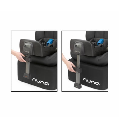 Nuna PIPA Infant Car Seat Extra Base Load Leg Heights