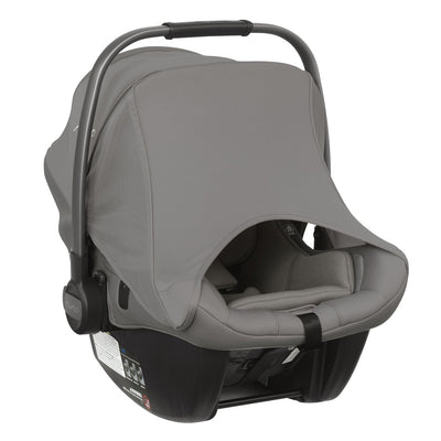 Nuna PIPA™ Lite LX Infant Car Seat in Frost with Dream Drape