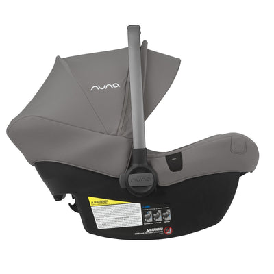 Nuna PIPA™ Lite LX Infant Car Seat in Frost side view