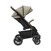 Nuna TAVO Next Stroller in Timber side view