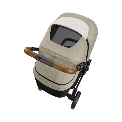 Nuna TAVO Next Stroller in Timber top view
