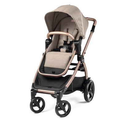 Peg Perego YPSI Stroller in Mon Amour Rose Gold