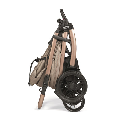 Peg Perego Booklet 50 Travel System in Mon Amour folded
