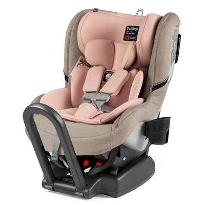 Peg Perego Viaggio Convertible Kinetic Car Seat in Mon Amour