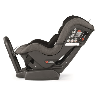 Peg Perego Viaggio Convertible Kinetic Car Seat in UniVibes side view