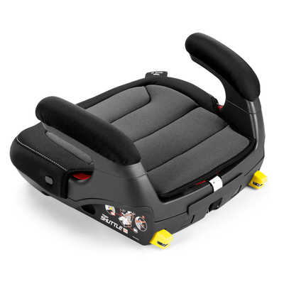 Peg Perego Viaggio Shuttle Booster Car Seat with LATCH connectors pushed in