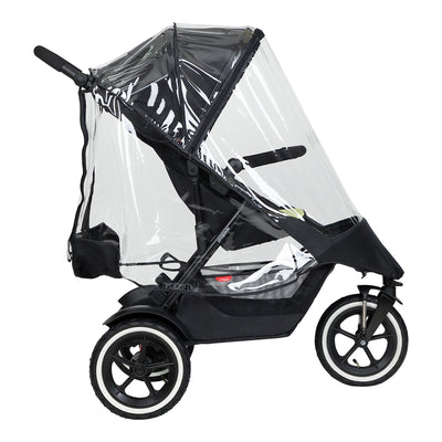 Phil&teds Storm Cover 2019+ on Sport stroller