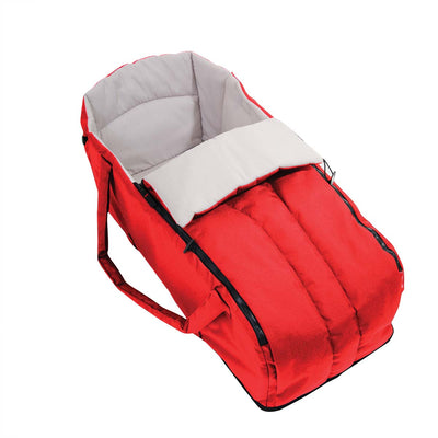 Phil&teds Cocoon Carrycot in Chilli
