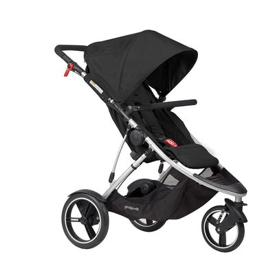 Phil&teds Dash Stroller in black