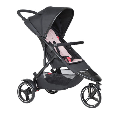Phil&teds Dot 2019 Stroller in Blush