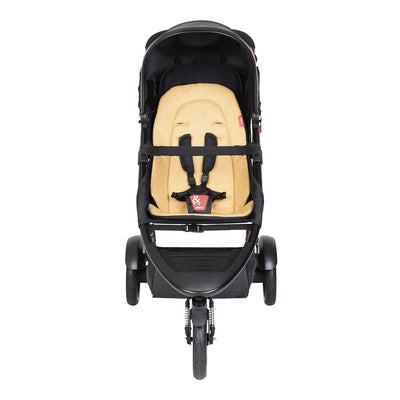 Phil&teds Dot 2019 Stroller in Butterscotch