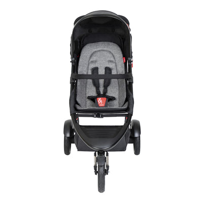 Phil&teds Dot 2019 Stroller in Charcoal