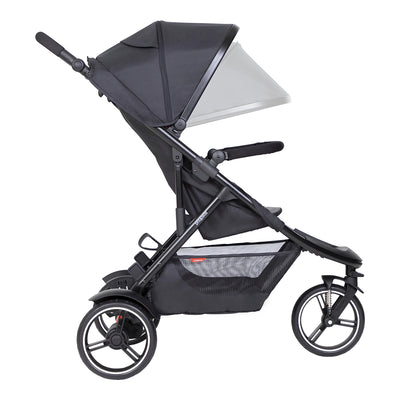 Phil&teds Dot 2019 Stroller with hood extending