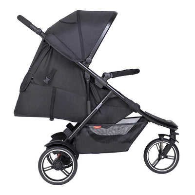 Phil&teds Dot 2019 Stroller with seat reclined