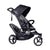 Phil&teds Dot Stroller + Double Kit