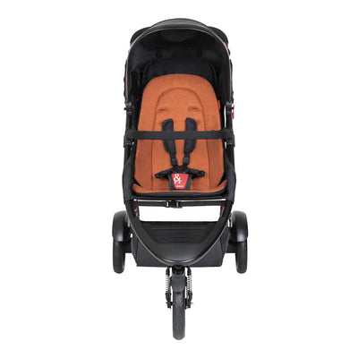 Phil&teds Dot 2019 Stroller in Rust