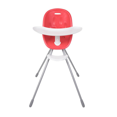 Phil&teds Poppy High Chair in Cranberry