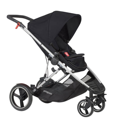 Phil&teds Voyager Stroller in Black