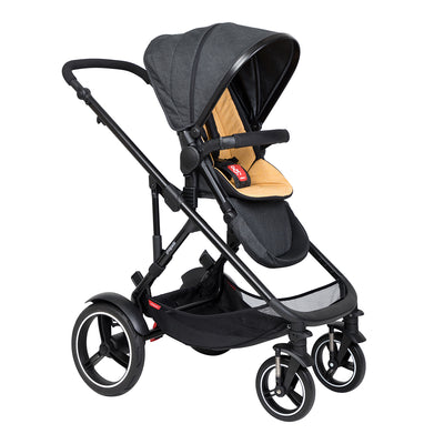 Phil&teds Voyager 2019 Stroller in Butterscotch