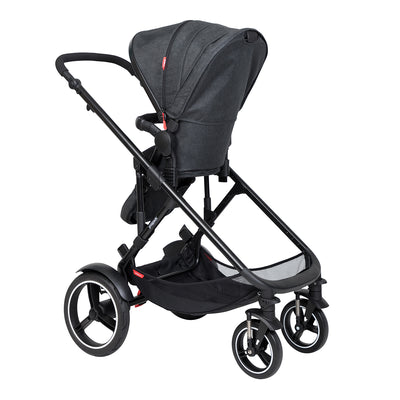 Phil&teds Voyager 2019 Stroller with seat reversed