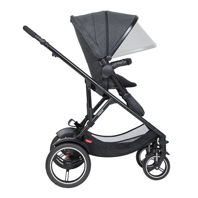 Phil&teds Voyager 2019 Stroller with hood extending