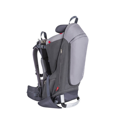 Phil&teds Escape Backpack Baby Carrier in Charcoal Grey