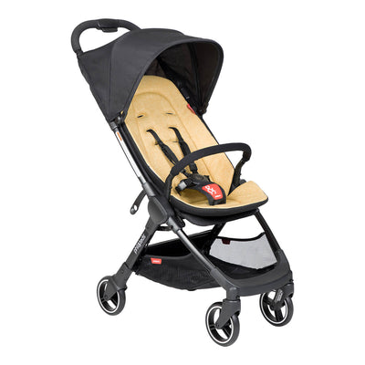 Phil&teds GO™ Lightweight Stroller in Butterscotch