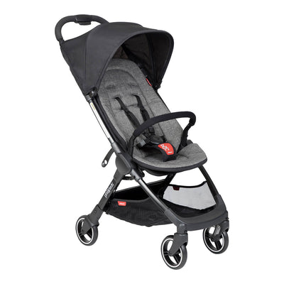 Phil&teds GO™ Lightweight Stroller in Charcoal
