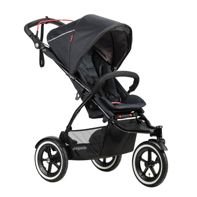 Phil&teds Sport Stroller in Black