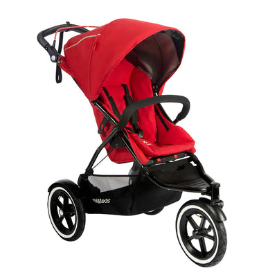 Phil&teds Sport Stroller in Cherry