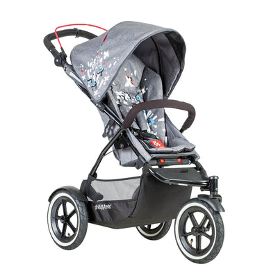 Phil&teds Sport Stroller in Graffiti