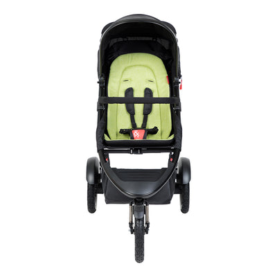 Phil&teds Sport 2019 Stroller in Apple front view