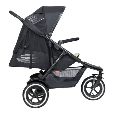 Phil&teds Sport 2019 Stroller with seat reclined