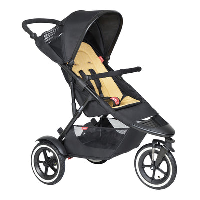 Phil&teds Sport 2019 Stroller in Butterscotch