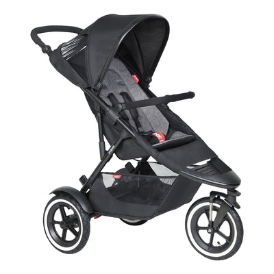 Phil&teds Sport 2019 Stroller in Charcoal