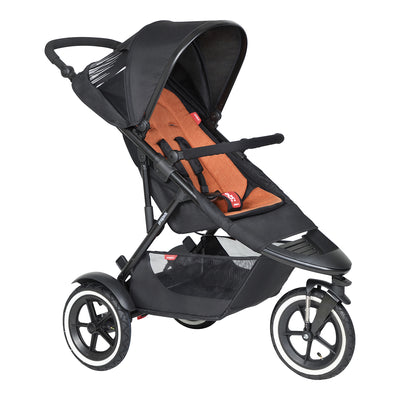 Phil&teds Sport 2019 Stroller in Rust