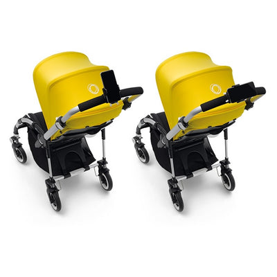 Bugaboo Smartphone Holder on Bugaboo Bee stroller