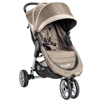 Baby Jogger City Mini® Stroller in Sand/Stone
