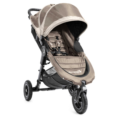 Baby Jogger City Mini® GT Stroller in Sand/Stone
